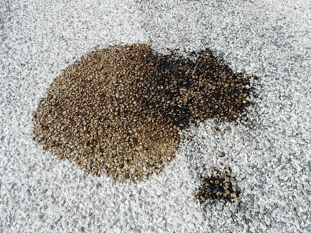 How to Remove Oil Stains from Driveway